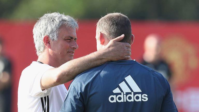 Rooney knows he will have to perform for Mourinho to keep his place in the team