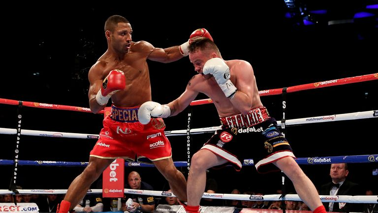 Brook punches harder than people realise, Nelson says
