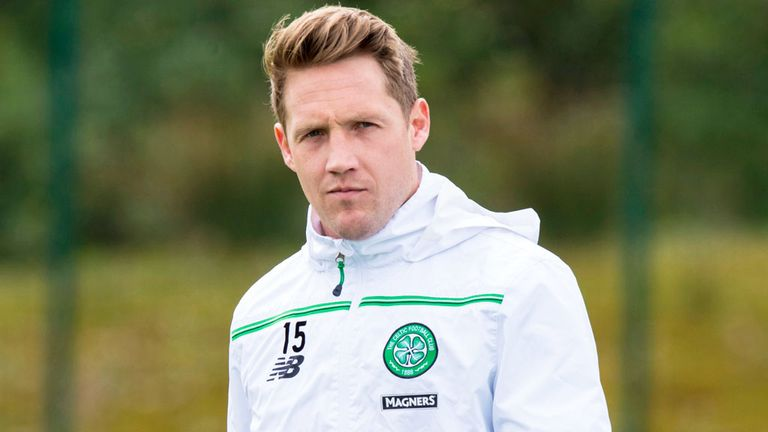 Kris Commons will not feature in the Champions League for Celtic