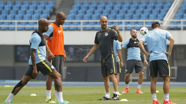 Guardiola insists City won't be sacrificing style for results