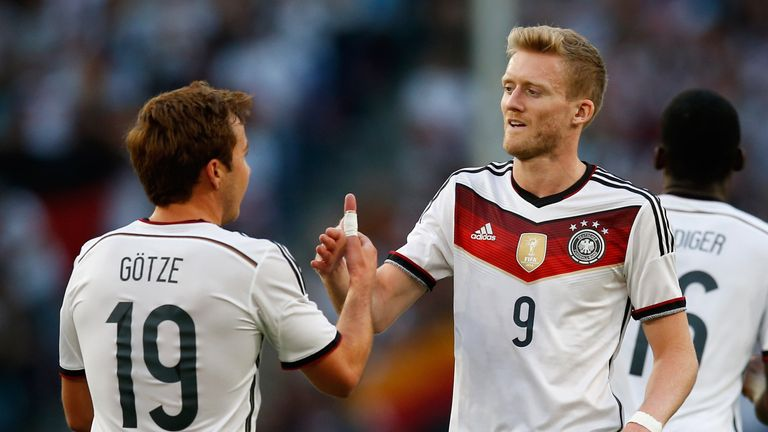 Schurrle follows Mario Gotze, who moved back to Dortmund on Thursday