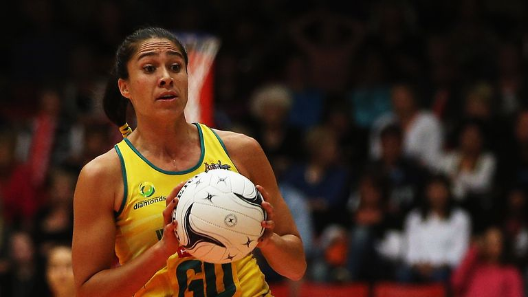Mo'onia Gerrard enjoyed success as a player at international level with Australia and will lead the Severn Stars into the 2017 season