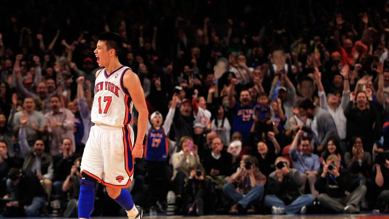 Jeremy Lin is heading back to New York to play with the Brooklyn Nets