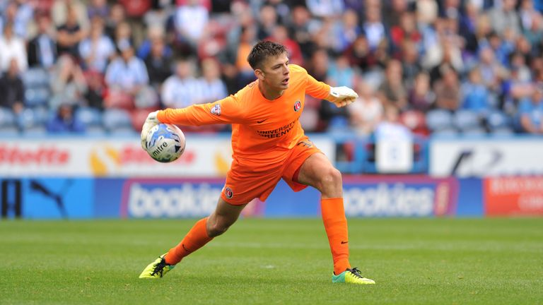 Nick Pope has joined Burnley from Charlton, following Johann Berg Gudmundsson to the club