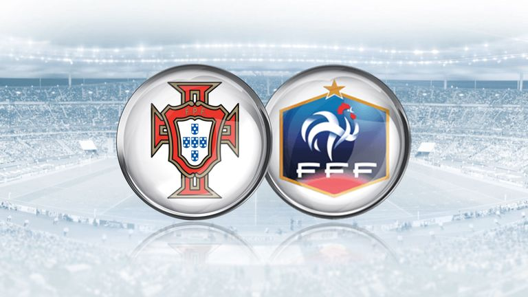 Portugal take on France on Sunday in Paris for the Euro 2016 title