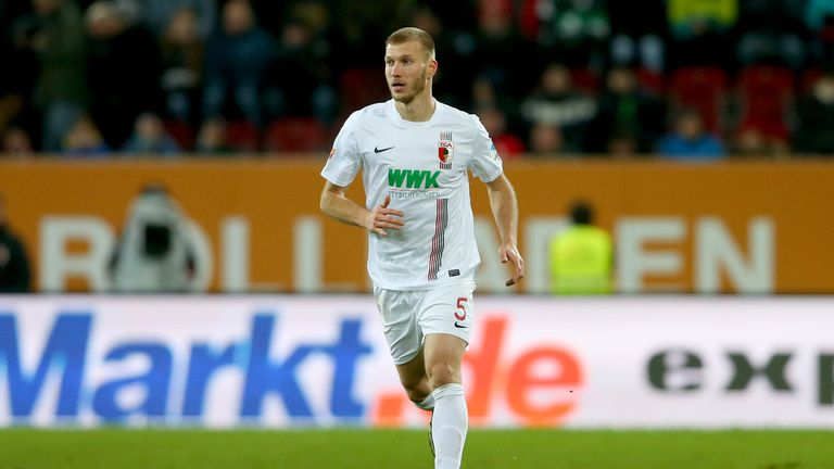 Klavan has played over 30 league games in each of his last four seasons with Augsburg