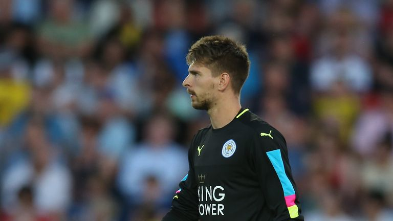 Ron-Robert Zieler has joined Leicester City from Hannover this summer