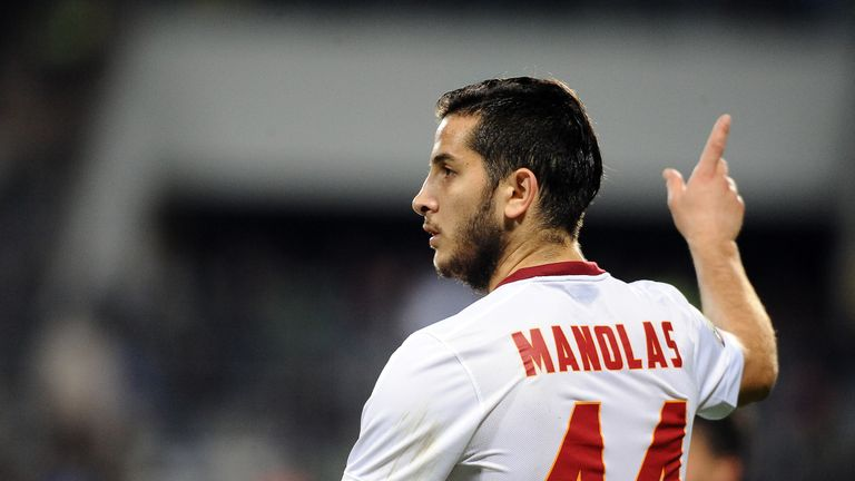 Roma are determined to keep Kostas Manolas