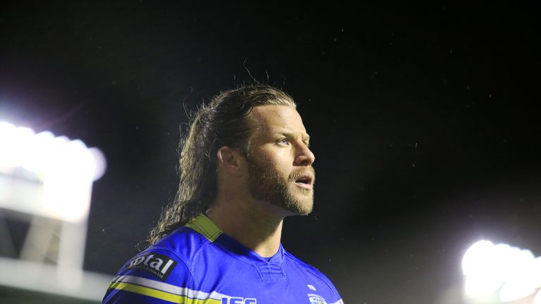 Ashton Sims tops the Super League offload charts with 63