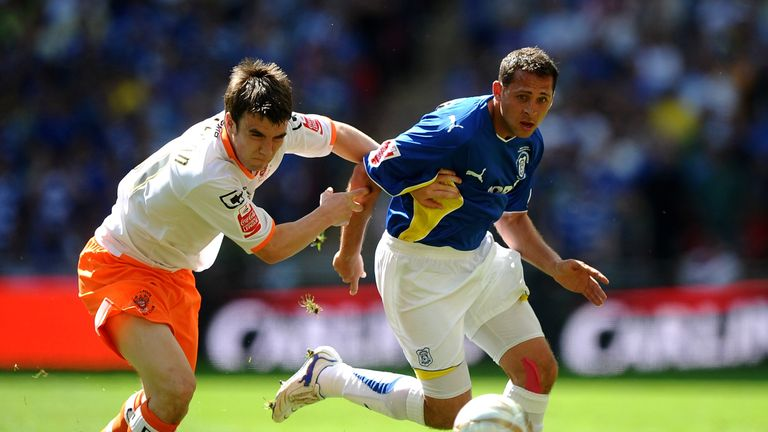 Loan signing Seamus Coleman inspired Blackpool during their promotion-winning campaign in 2009/10