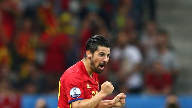 Nolito is a 'regular, down-to-earth guy'