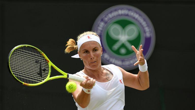 Svetlana Kuznetsova is one of seven Russian tennis players scheduled to compete in Rio de Janeiro