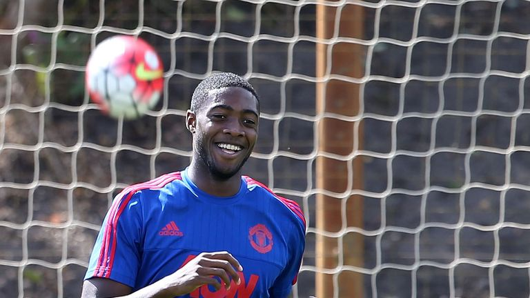Tyler Blackett has also been told he can leave Manchester United
