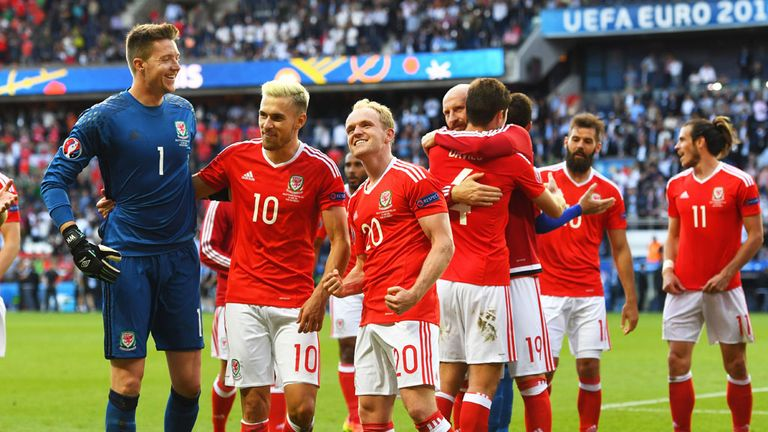 Wales have made history by reaching the Euro 2016 semi-finals
