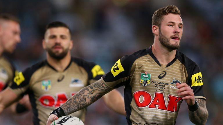 Will Hardaker be returning to Super League?