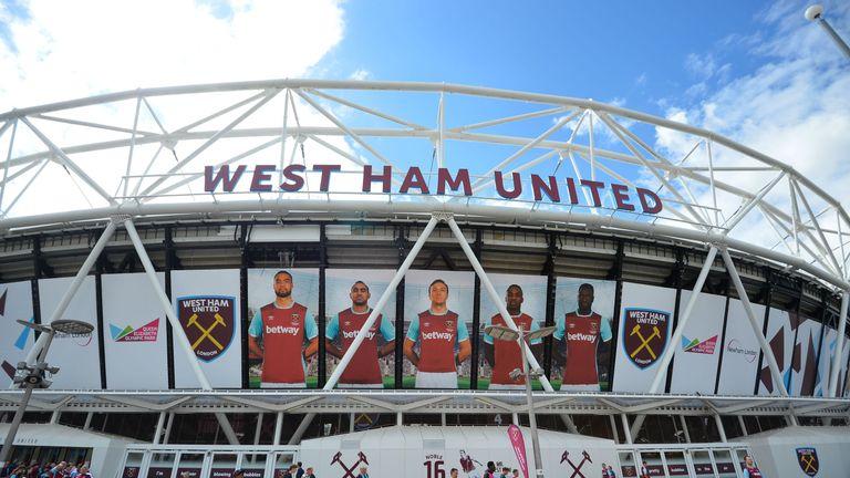 Bilderesultat for london stadium west ham