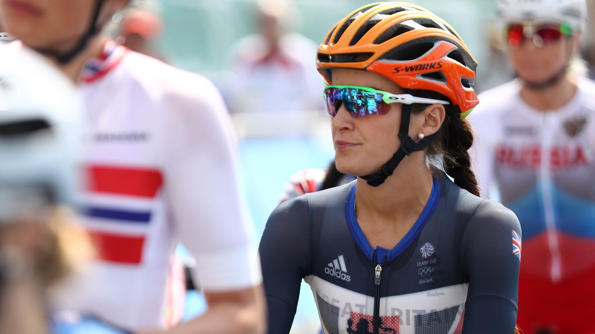 Sarah Storey setting sights on World Championships after 13th Olympic gold