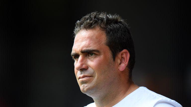 New Port Vale boss Bruno Ribeiro is a friend of Jose Mourinho