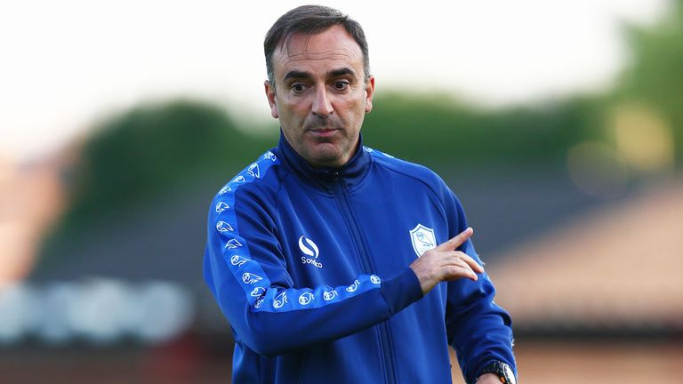 Carlos Carvalhal saw Sheffield Wednesday come from behind once again