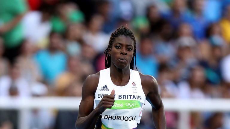 Ohuruogu  is targeting the World Championships in London in 2017
