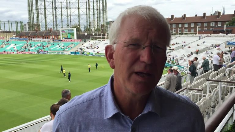 Paul Allott says a Lord's final would be a fitting way to determine this year's red-ball champions