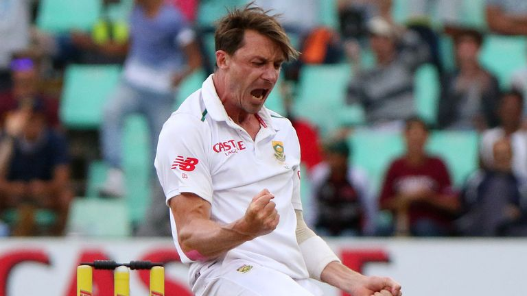 Dale Steyn is set to return to Test cricket