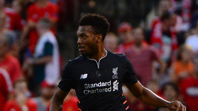 Daniel Sturridge has found playing time at Liverpool limited so far this season