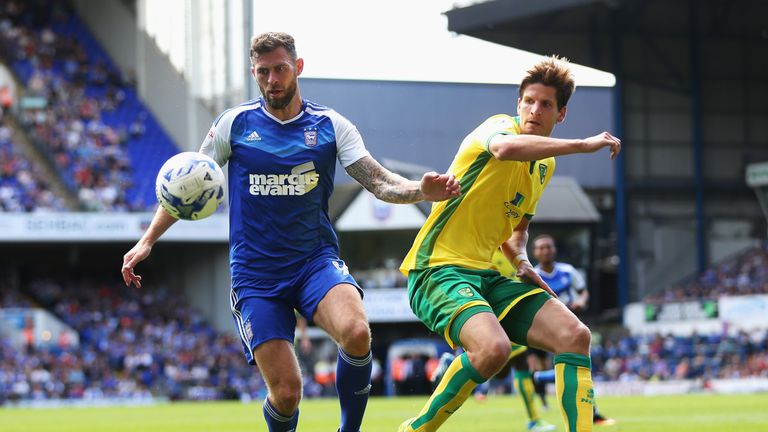 Daryl Murphy has joined Newcastle United
