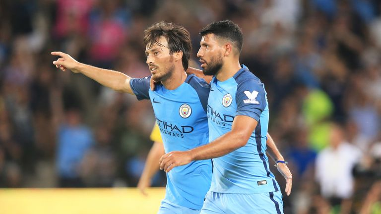 Manchester City will take on Steaua Bucharest in the play-off round of Champions League qualifying