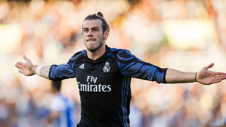 Gareth Bale enjoyed another great season with Real Madrid and also Wales