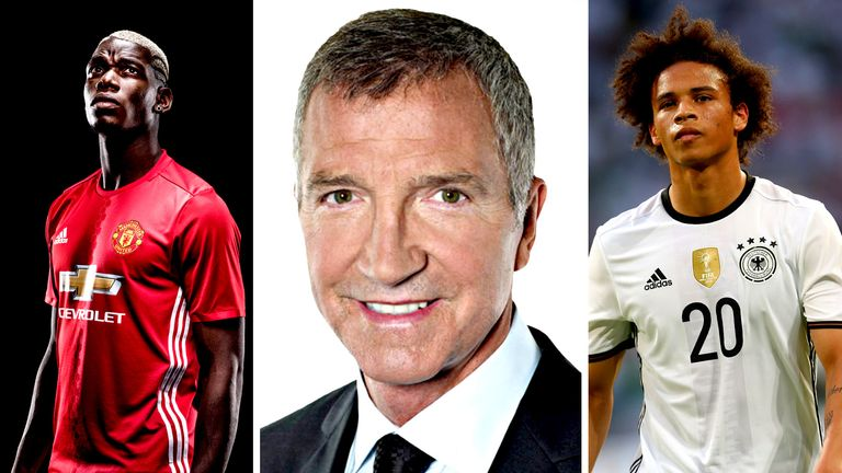 Graeme Souness gives his views on some of the Premier League's new arrivals