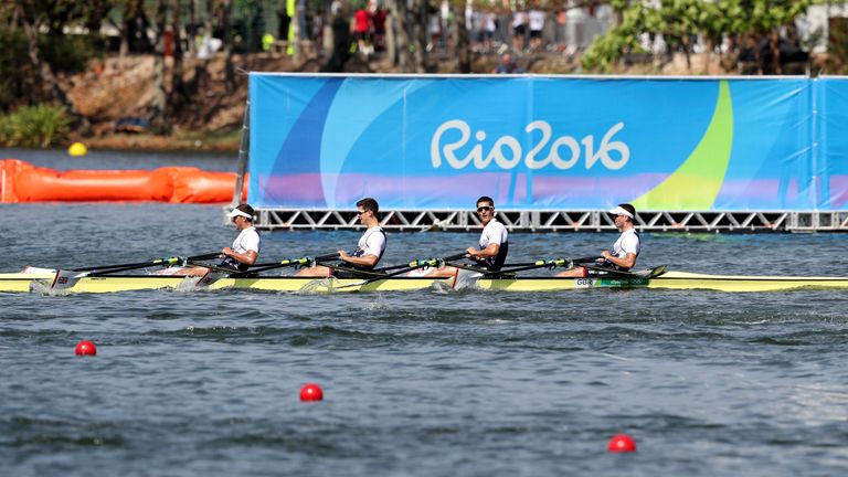 Rowing, one of Team GB's strongest Olympic sports, has been cut by almost 10 per cent