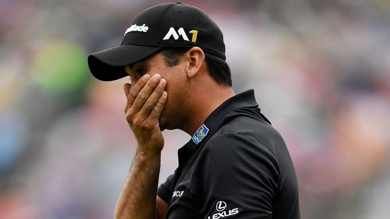 Jason Day kept pushing and set up a thrilling finish with his eagle at 18