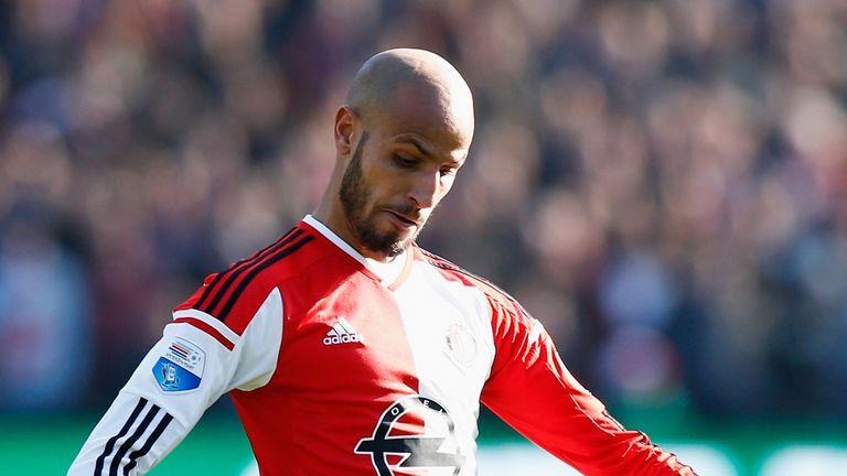 Karim El Ahmadi scored the winner for Feyenoord