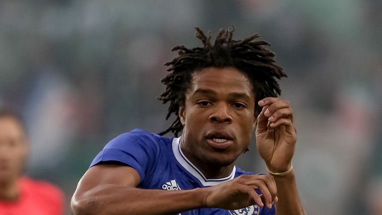 Remy suffered the injury during a training session on Monday