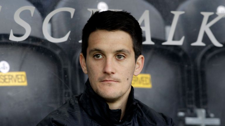 Luis Alberto has started two games for Liverpool since his £6.8m transfer from Sevilla in 2013