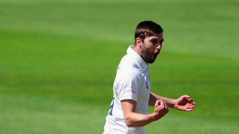 Mark Wood continues to battle an ankle injury
