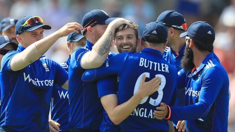 Mark Wood is the 'life and soul' of the England dressing room
