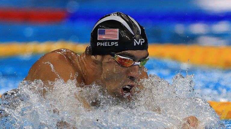 Phelps says WADA's decision to lift the ban is 'frustrating'