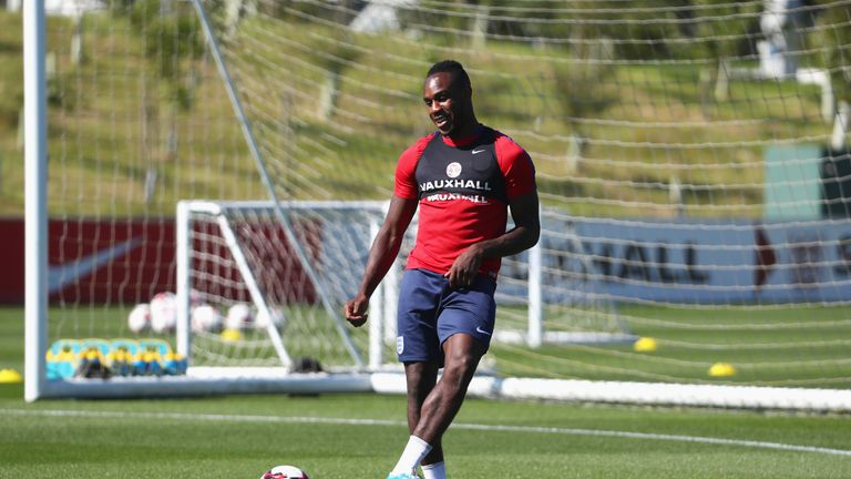 Antonio was rewarded with his first England call up last summer