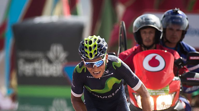 Quintana produced one of his best performances of the season