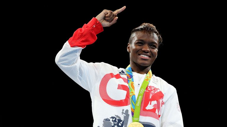 Nicola Adams extended her Olympic glory with another gold
