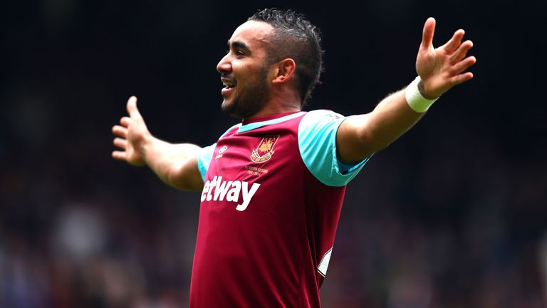 Payet is refusing to play for West Ham