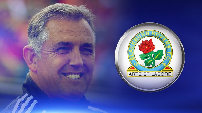 Former Burnley boss Owen Coyle has moved to Ewood Park