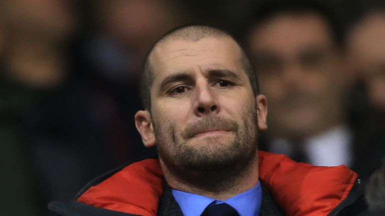 Paul Mitchell has previously worked at Southampton, Tottenham and RB Leipzig