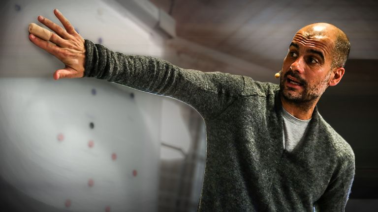 How Pep Guardiola is continuing Johan Cruyff's legacy to this day