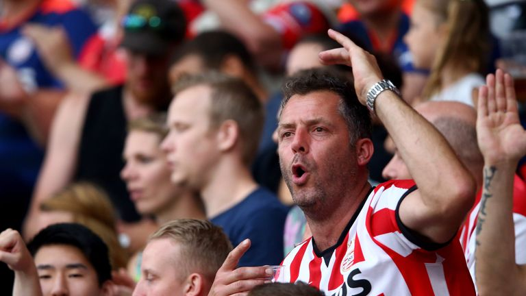 PSV Eindhoven were frustrated by Groningen in their goalless draw