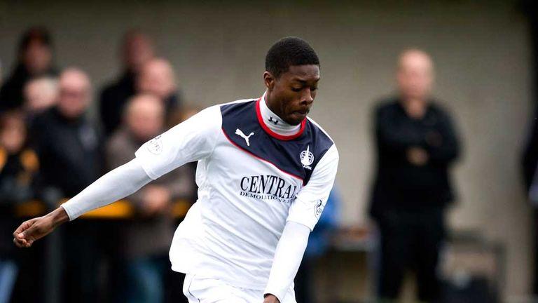 Rakish Bingham had a loan spell at Falkirk three years ago