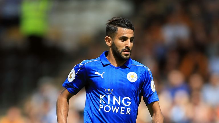 Image result for leicester mahrez