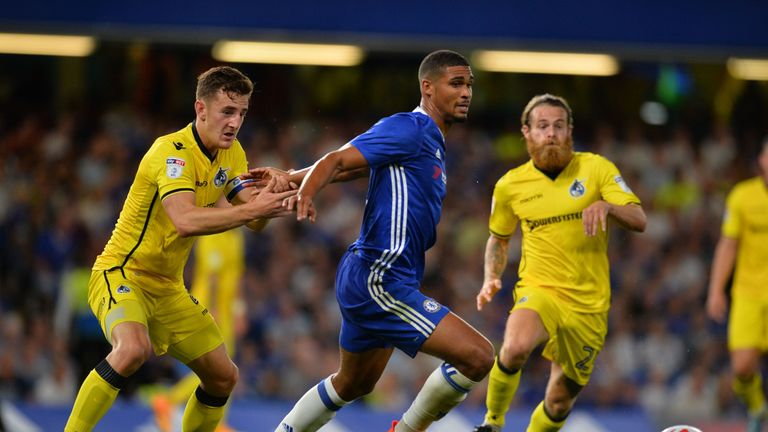 Ruben Loftus-Cheek has emerged as a potential forward under Antonio Conte